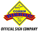 Official Sign Company of Corbin Nibroc